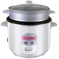 Herzberg HG-8006 Παρασκευαστής ρυζιού και Ατμομάγειρας 900W 2,2L
