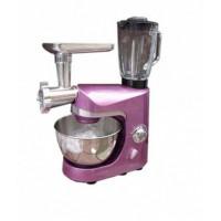 Classic Line Κουζινομηχανή, 1200W, Ροζ, CL-2000SM-PNK