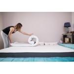 Eazzzy Topper Ανώστρωμα για Αναζωογονητικό Ύπνο και Εξασφάλιση Σωστής Στάσης Σώματος