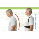 Comfortisse Posture Pro Γιλέκο Διόρθωσης Στάσης Σώματος
