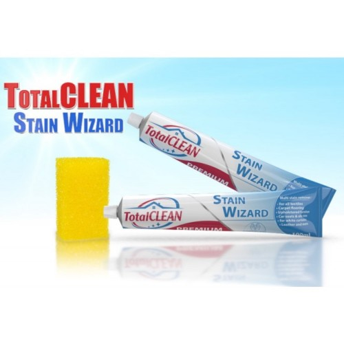 STAIN WIZARD – TOTAL CLEAN SET 1+1 σωληνάριο δώρο