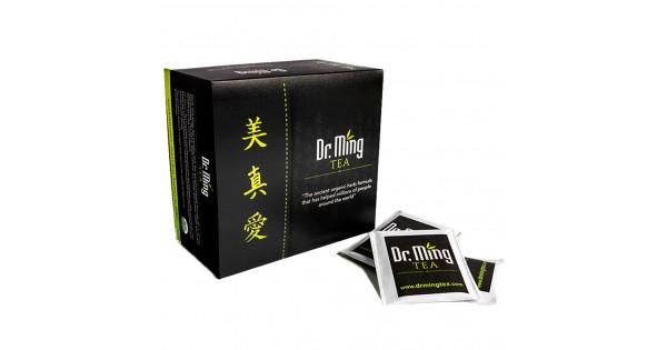 Dr. Ming Tea Τσάι από φυσικά εκχυλίσματα – Φόρμουλα ...