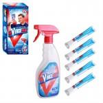 ECO Sweeper Χειροκίνητη Σκούπα 3 σε 1 για όλες τις επιφάνειες με Δώρο Καθαριστικό για όλες τις χρήσεις Invinceable