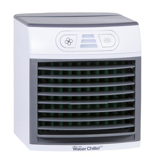 Water Chiller Φορητό Μίνι Air Cooler USB 3 σε 1