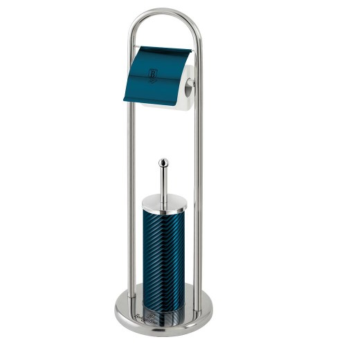 Berlinger Haus Πιγκάλ και βάση χαρτιού υγείας Aquamarine Edition BH-6546