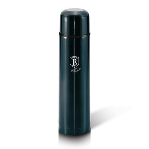 Berlinger Haus Ανοξείδωτο Θερμός Vacuum 0,5L Aquamarine BH-6374
