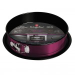 Berlinger Haus Αντικολλητική Φόρμα με Αποσπώμενα Τοιχώματα 26cm Purple Eclipse Collection BH-6801