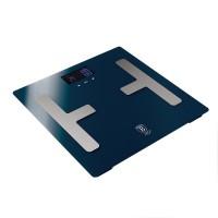 Berlinger Haus Ψηφιακή Ζυγαριά Μπάνιου με Υπολογισμό Λίπους και Δείκτη Μάζας Σώματος Max 150Kg Aquamarine Edition BH-9101