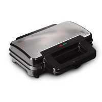 Berlinger Haus Τοστιέρα 900W Black Silver Collection BH-9140
