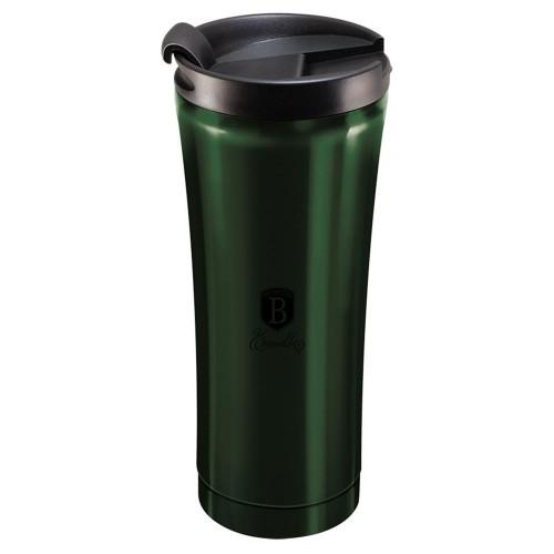 Berlinger Haus Ανοξείδωτο Θερμός - Παγούρι Καφέ 0,5L Emerald BH-6410