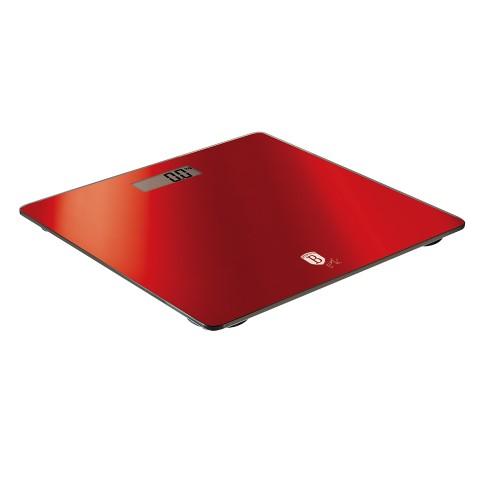 Ψηφιακή Ζυγαριά Μπάνιου Μπουργουντί Max 150Kg BH-9006