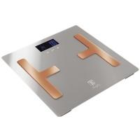 Berlinger Haus Ψηφιακή Ζυγαριά Μπάνιου με Υπολογισμό Λίπους και Δείκτη Μάζας Σώματος Max 150Kg Moonlight Edition BH-9109