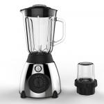Herzberg Μπλέντερ και μύλος άλεσης καφέ 2 σε 1 700W Max HG-5009GL
