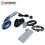 Herzberg Φορητό Σίδερο Ατμού Ταξιδίου 2 σε 1 HG-8056