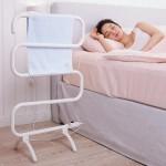 Herzberg Θερμαινόμενη κρεμάστρα για πετσέτες 100W HG-8071