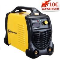 Herzberg Συσκευή Ηλεκτροσυγκόλλησης Inverter HG-6014 και ΔΩΡΟ €10 για την επόμενη αγορά σας