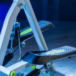 HomAthlon Wayflex Stepper Αναδιπλούμενο stepper με ψηφιακό μετρητή HA-107