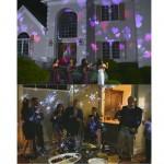 Προβολέας με 12 διαφάνειες Star Shower Slide Show