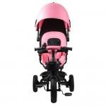 Παιδικό καροτσάκι-ποδηλατάκι Ροζ Kinderline TRC-711.1-PNK