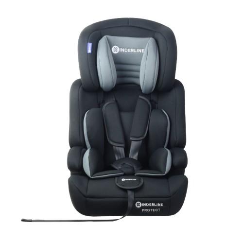 Παιδικό καθισματάκι αυτοκινήτου Silver Kinderline CS-702.1-SLV