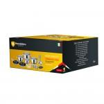 HomeVero Σετ Μαγειρικών Σκευών 25 τμχ από Ανοξείδωτο Ατσάλι HV-1025
