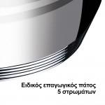 HomeVero Σετ Μαγειρικών Σκευών 12 τμχ από Ανοξείδωτο Ατσάλι HV-1012