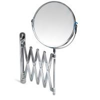 Tatkraft Πτυσσόμενος μεγεθυντικός καθρέφτης διπλής όψης Ø17cm T11106