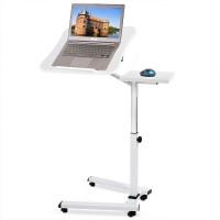 Tatkraft Τροχήλατο τραπεζάκι laptop 67 x 52 x 70/100 cm T13643/1