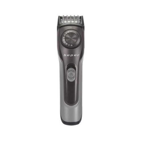 Beper 40.332 Επαναφορτιζόμενη Κουρευτική Μηχανή Γενειάδας - Beard Trimmer USB
