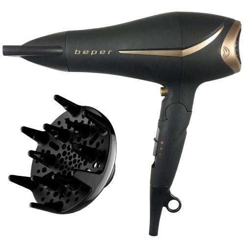 Σεσουάρ μαλλιών με σύστημα ιονισμού Beper Lady-B 40.404