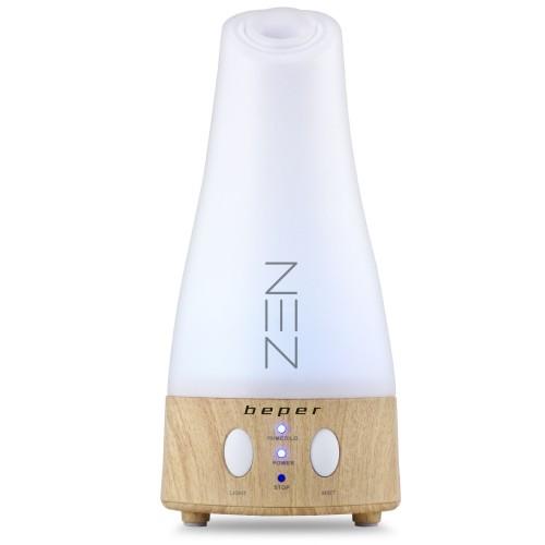 Beper 70.411 Ηλεκτρικός Αρωματιστής-Ατμοποιητής  και Υγραντήρας ZEN 2 σε 1