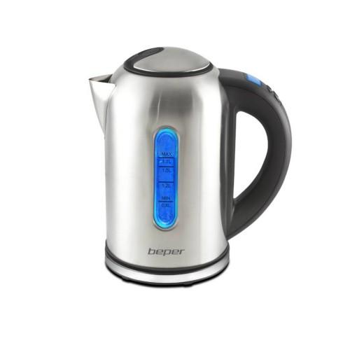 Ηλεκτρικός βραστήρας νερού με έλεγχο θερμοκρασίας Beper 90.840