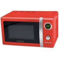 Beper 90.890R Φούρνος Μικροκυμάτων 700W/20L Red