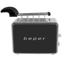 BEPER BT.001N Φρυγανιέρα Μαύρη 750W