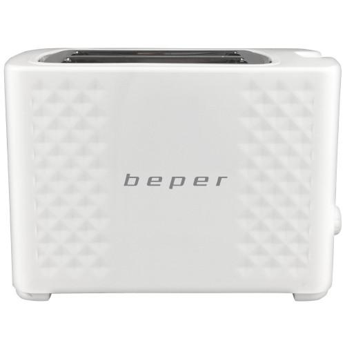 Φρυγανιέρα Beper BT.100B Λευκή