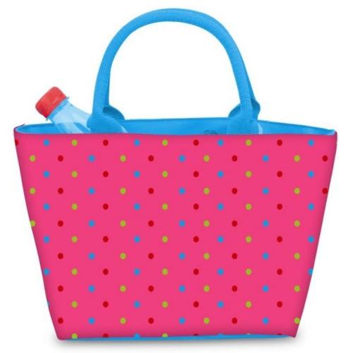 Ισοθερμική τσάντα παραλίας - Ροζ