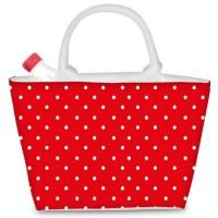 Ισοθερμική τσάντα παραλίας - Κόκκινη
