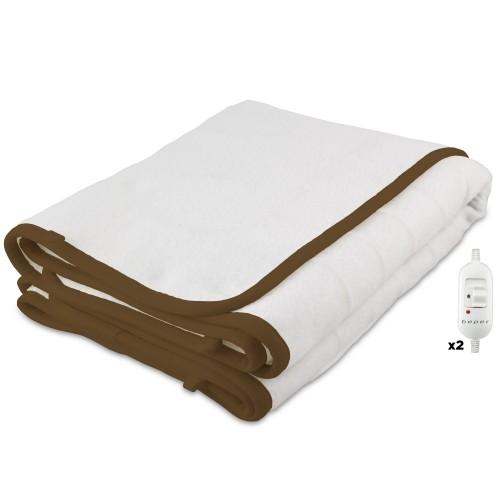 Διπλή θερμαινόμενη ηλεκτρική κουβέρτα Beper RI.411