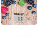 Beper Ζυγαριά Κουζίνας Ακριβείας έως 5Kg Φρούτα του Δάσους BP.803