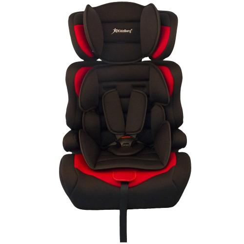 Kidzberg KG-1001 Παιδικό Καθισματάκι Αυτοκινήτου Μαύρο