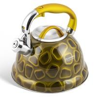 Edenberg Βραστήρας Νερού - Τσαγιερό 3,5Lt σε χρυσό χρώμα EB-1910-GOL