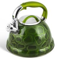Edenberg Βραστήρας Νερού - Τσαγιερό 3,5Lt σε πράσινο χρώμα EB-1910-GRN