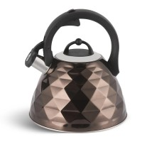 Edenberg Βραστήρας Νερού - Τσαγιερό σε καφέ χρώμα 3Lt EB-8821-BRN