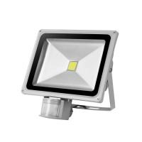 Προβολέας LED με Αισθητήρα Κίνησης 50W FLED-50