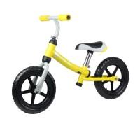 Παιδικό Ποδηλατάκι Ισορροπίας Κίτρινο Kinderline MBC-711.2-YL