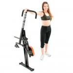 TOTAL CRUNCH Όργανο fitness πολλαπλών ασκήσεων για γυμναστική στο σπίτι