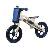 Παιδικό Ποδηλατάκι Ισορροπίας Σκούρο Μπλε Kinderline WBC-726.1-DBL