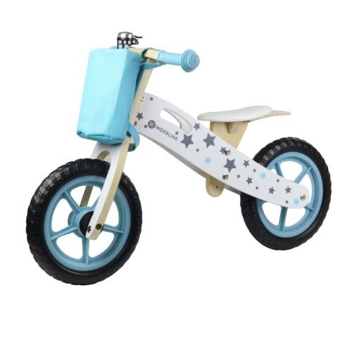 Παιδικό Ποδηλατάκι Ισορροπίας Ανοιχτό Μπλε Kinderline WBC-726.1-LBL
