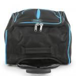 2149-17-BKBL Βαλίτσα Καμπίνας Τρόλεϊ Μπλε Sunrise Bags