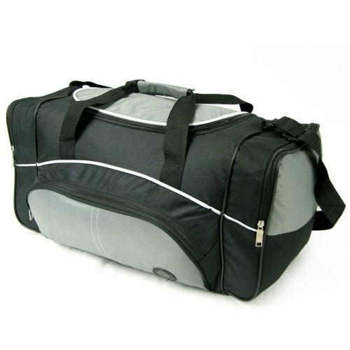 A201.A-BK Σακ Βουαγιάζ Μαύρο 38Lt Sunrise Bags